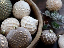 Vianočné ozdoby ❄︎