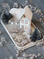 Vianočné doplnky a dekorácie ☃︎