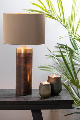 Lampa BARATO výška 36cm bez tienidla - 1