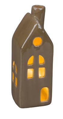 Domček s LED svetielkom