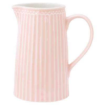 GreenGate džbán 1L Alice pale pink