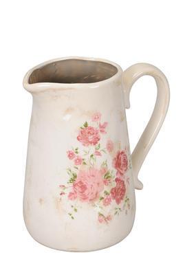 Džbán na kvety, veľký - výška 23,5 cm