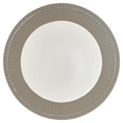 GreenGate tanier dezertný Alice warm grey