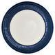 GreenGate tanier plytký Alice dark blue - 1/2