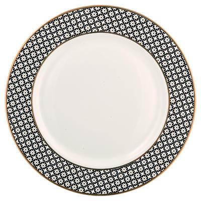 GreenGate tanier plytký Lara Gold - 1