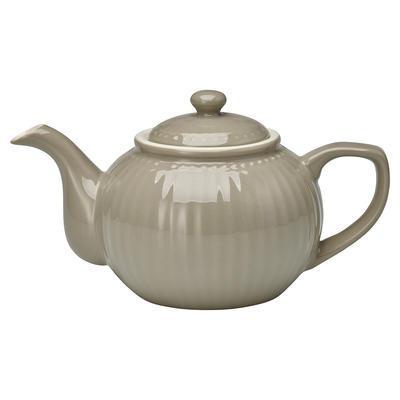 GreenGate čajník Alice warm grey - 1