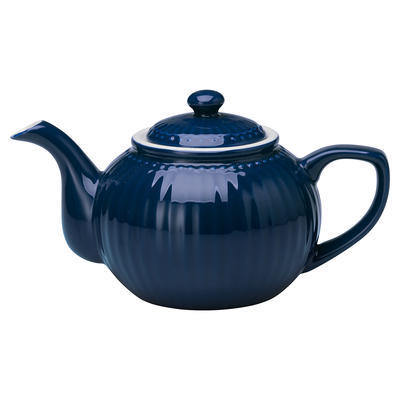 GreenGate čajník Alice dark blue - 1