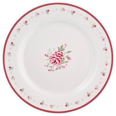 GreenGate tanier dezertný Flora vintage - 1