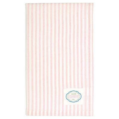 GreenGate utierka na riad Alice stripe pale pink
