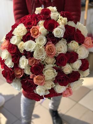 Kytička z ruží