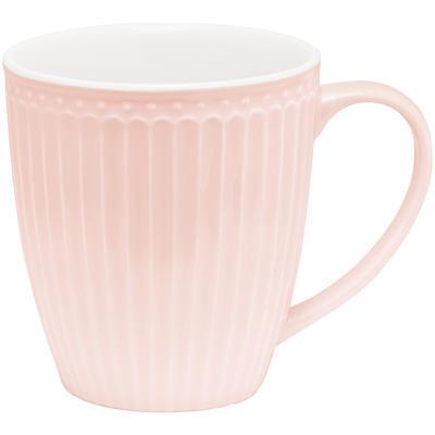 GreenGate šálka Alice pale pink
