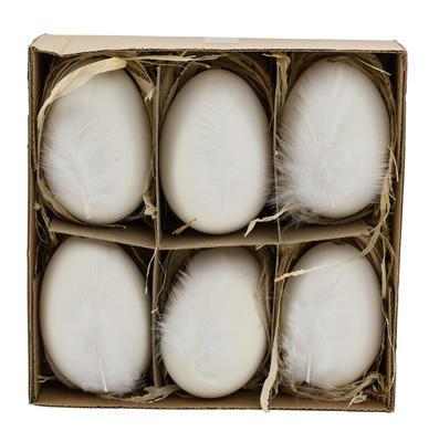 Vajíčko závesné s pierkom