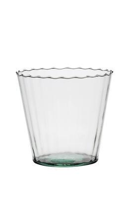 Svietnik / váza Rillen, veľký