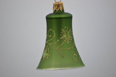 Vianočná ozdoba zvonček