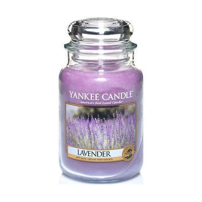 Yankee Candle Lavender,  veľká