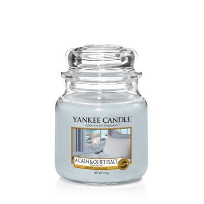 Yankee Candle A Calm & Quiet Place, stredná