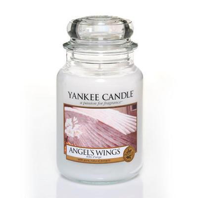 Yankee Candle Angel's Wings,  veľká