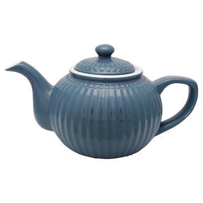 GreenGate čajník Alice ocean blue