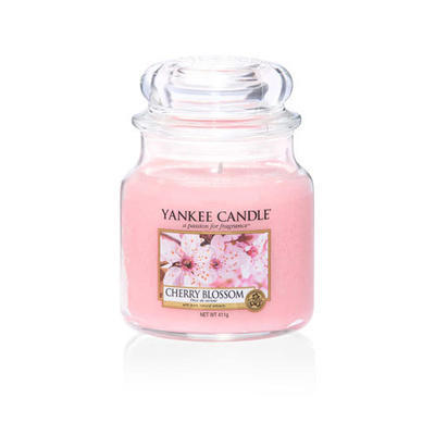 Yankee Candle Cherry Blossom, stredná