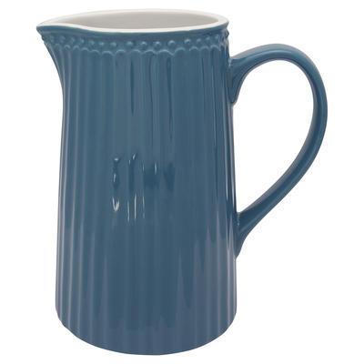 GreenGate džbán 1L Alice ocean blue
