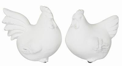Sliepočka/kohútik 15x10,5x15cm, sliepočka