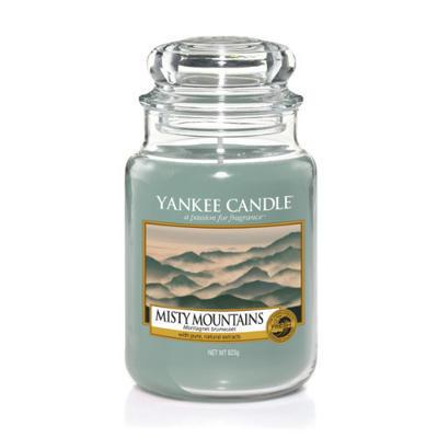 Yankee Candle Misty Mountains,  veľká