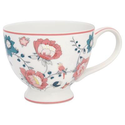 GreenGate šálka na čaj/cappucino Sienna white