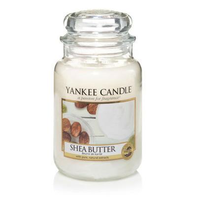 Yankee Candle Shea Butter,  veľká