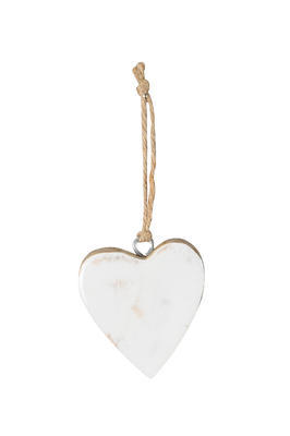 Srdce - dekorácia na zavesenie