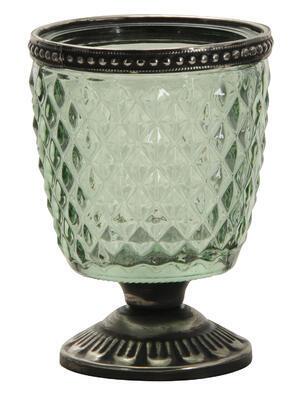 Svietnik na čajovú sviečku 7,5x10,5cm