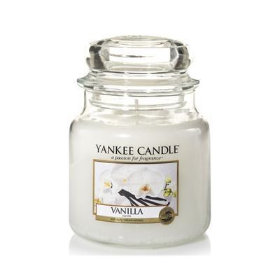 Yankee Candle Vanilla, stredná