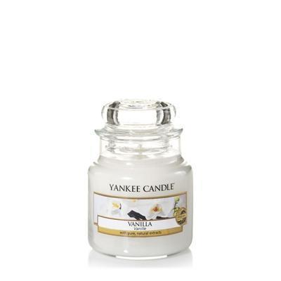 Yankee Candle Vanilla,  malá
