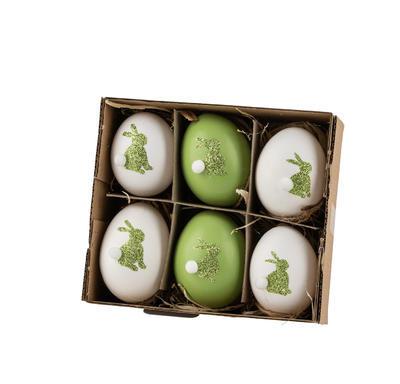 Veľkonočné vajíčko, zelené