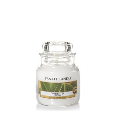 Yankee Candle White Tea,  malá