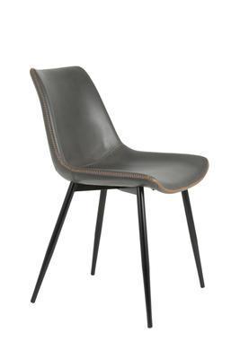 Jedálenská stolička KOVAC grey - 2