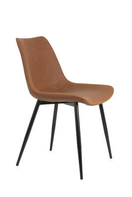 Jedálenská stolička KOVAC brown - 2