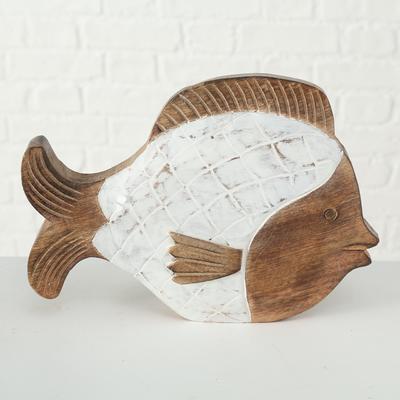 Ryba Theodor - drevená dekorácia - 2