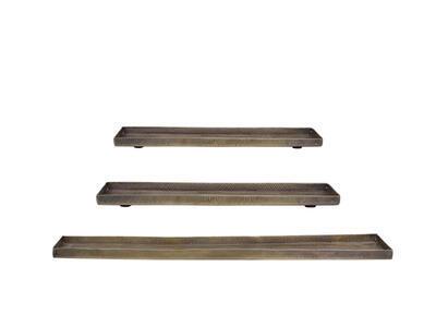 Tácka / podnos dĺžka 29cm/36,5cm/50cm, dĺžka 29cm - 2