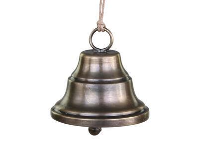 Zvonček závesná dekorácia 4,5cm x 5cm - 2