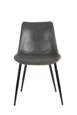 Jedálenská stolička KOVAC grey - 4
