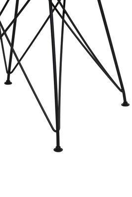 Jedálenská stolička SERBIN grey - 5